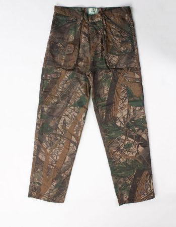 pantalone da caccia bosco