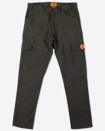 pantalone da caccia cotone