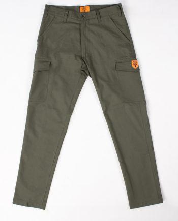 pantalone da caccia in cotone
