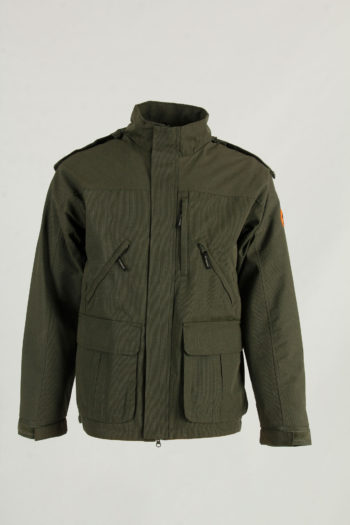 giacca da caccia invernale kevlar