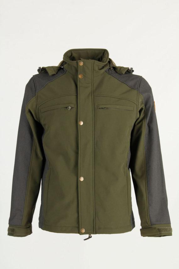giacca da caccia softshell