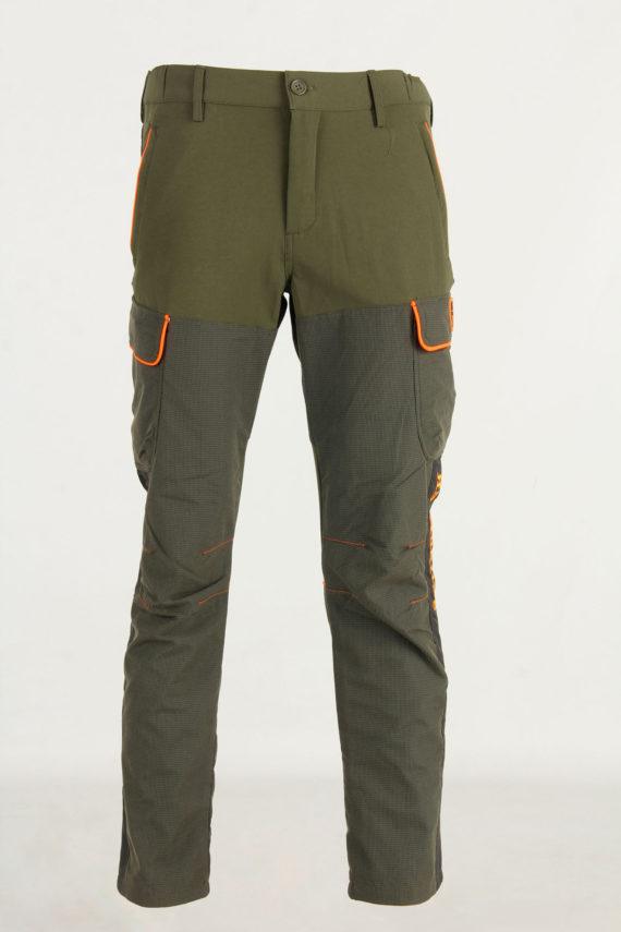 Pantalone da caccia elasticizzato