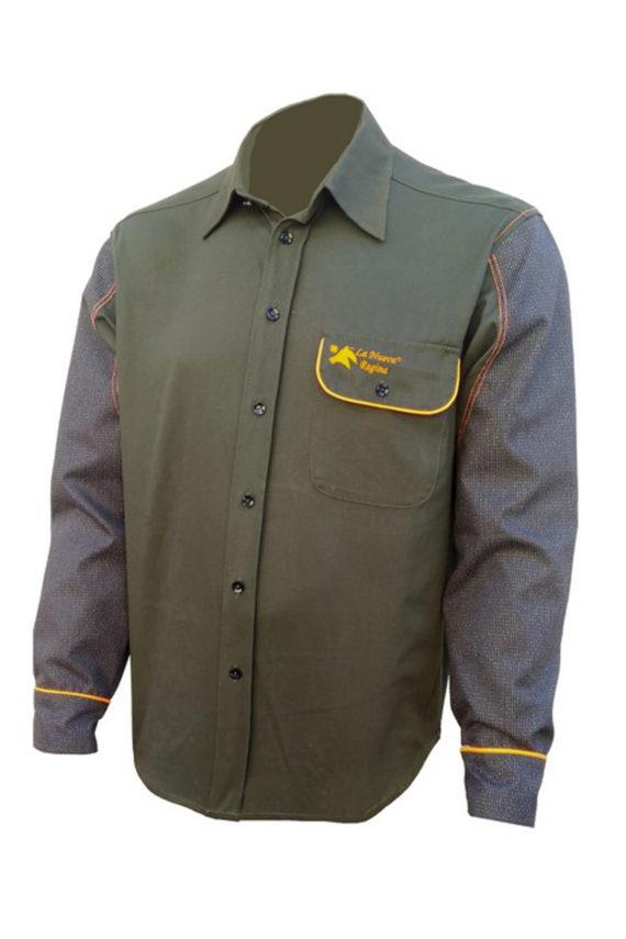 Camicia Supreme 100% cotone con rinforzi in kevlar La Nuova Regina